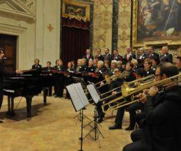 Locandina: Memoriae, Cori delle terre del Sisma del Centro d'Italia
