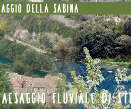 Locandina: L'incredibile paesaggio fluviale di Stifone di Narni