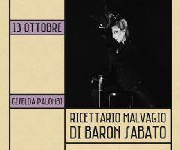 Locandina: Ricettario Malvagio di Baron Sabato