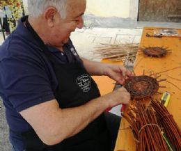 Locandina: Un corso per imparare a fare i cesti