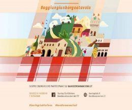 Locandina: Aggiungi un borgo a tavola