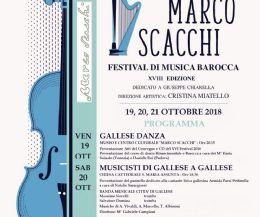 Locandina: Festival Marco Scacchi