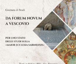 Locandina: Da Forum Novum a Vescovio