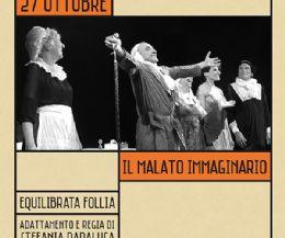 Locandina: Il malato immaginario di Molière