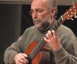 Locandina: Maximo Diego Pujol (chitarra) - Argentina