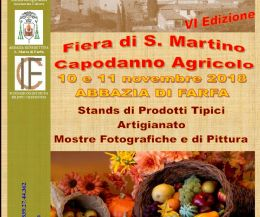 Locandina: Fiera di San Martino