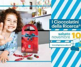 Locandina: I cioccolatini della Ricerca