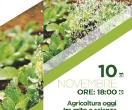 Locandina: Agricoltura oggi