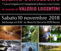 """Locandina: 8° edizione """"Fotografando la Riserva e i suoi Comuni"""" e della 7° edizione """"Caccia Fotografica"""""""