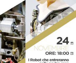 Locandina: I Robot che entreranno nelle nostre case