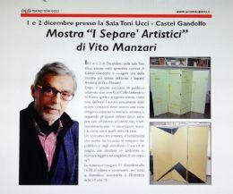 Locandina: Arte decorativa e design nel separe'