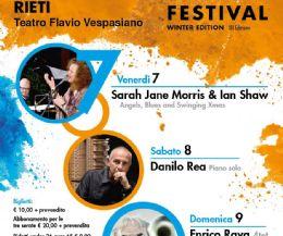 Locandina: Fara Music Festival, XII Edizione - Winter Edition