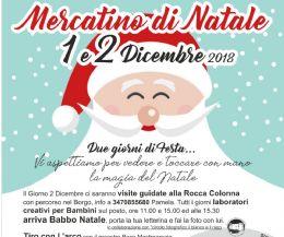 Locandina: Mercatino di Natale