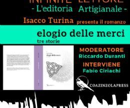 Locandina: Infinite Letture. L'editoria artigianale
