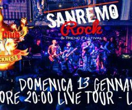 Locandina: 32° Sanremo Rock & Trend Festival