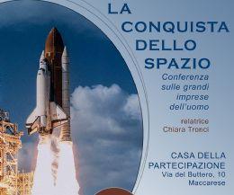Locandina: La conquista dello spazio