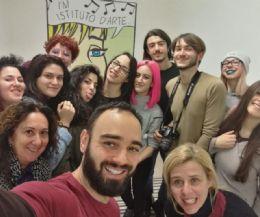 Locandina: Il Teatro si sperimenta a scuola per vincere le paure