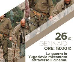 Locandina: La guerra in Yugoslavia raccontata attraverso il cinema