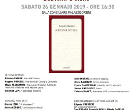 Locandina: Souvenir d'Italie
