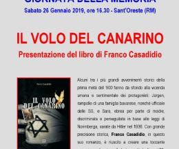 Locandina: Il Volo del Canarino