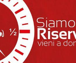Locandina: Appello dell'AVIS di Rieti