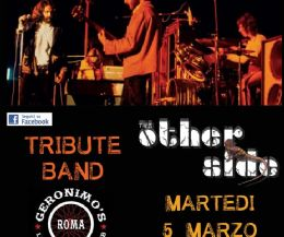 Locandina: The Other Side. The Doors Tribute