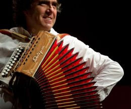Locandina: Ambrogio Sparagna in concerto