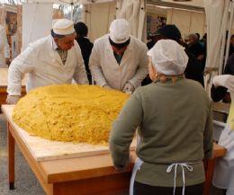 Locandina: Il polentone di Castel di Tora