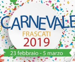 Locandina: Carnevale di Frascati