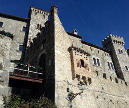Locandina: Collalto Sabino celebre il 170° anniversario della Repubblica Romana