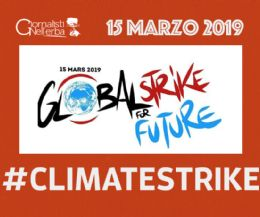 Locandina: #Climastrike