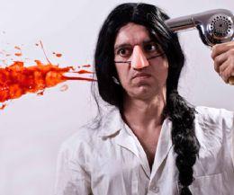 Locandina: Il grande attore Cosentino e uno spettacolo di teatro ragazzi di altissima qualità