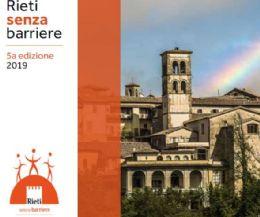 Locandina: In occasione di Rieti senza barriere