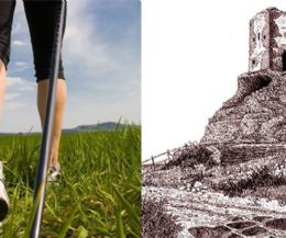 Locandina: Appia Antica in Nordic Walking