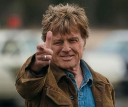 Locandina: The Old Man & The Gun di Robert Redford
