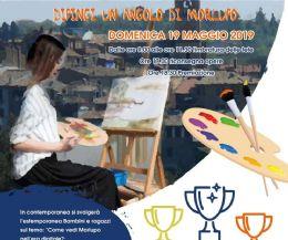 Locandina: Prima estemporanea Maggiarte