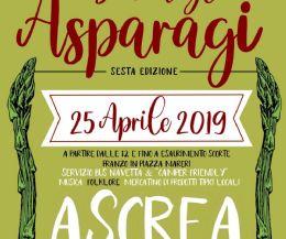 Locandina: Festa degli asparagi
