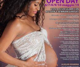 Locandina: Nascere Mamma nel cuore, nel corpo e nella mente