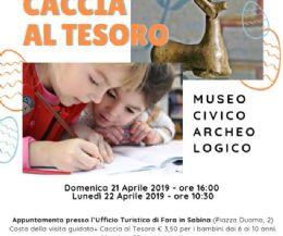 Locandina: Musei sempre aperti e attività ludiche per grandi e piccini