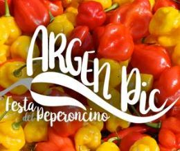Locandina: A Tarquinia Lido la Festa del Peperoncino 'ArgenPic'