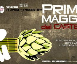 Locandina: Primo Maggio dei Castelli, 8ª edizione