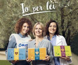 Locandina: Tornano nelle piazze i cuori di biscotti di Telethon