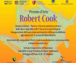 Locandina: Premio d'Arte Robert Cook