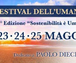 Locandina: Festival dell'Umanità