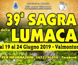 Locandina: 39/a Sagra della Lumaca