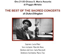 Locandina: The best of the sacred concerts di Duke Ellington
