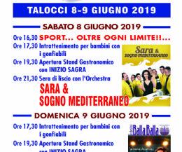 Locandina: 10/a Sagra della Lumaca a Talocci