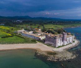Locandina: Al Castello di Santa Severa 4 giorni dedicati all'Arte di Strada