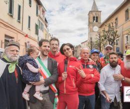 Locandina: Mentana-Nizza-Mentana