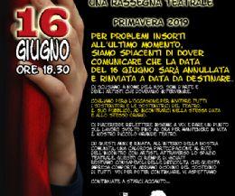Locandina: Casperia ha il teatro